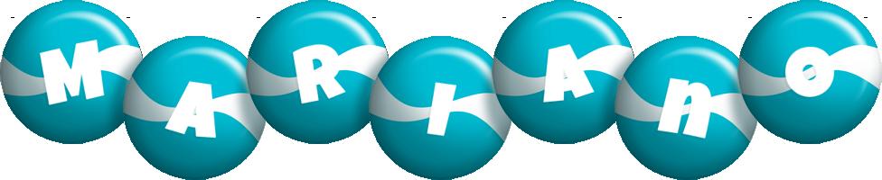 Mariano messi logo