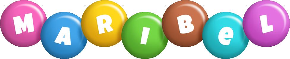 Maribel candy logo