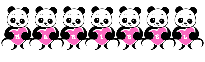 Maribel love-panda logo
