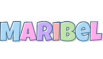 Maribel pastel logo