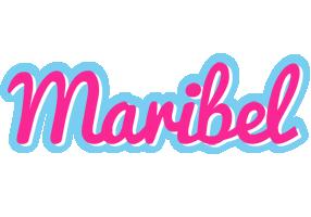 Maribel popstar logo