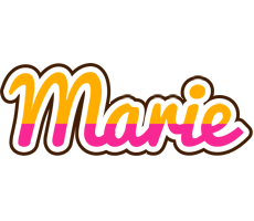 Marie smoothie logo