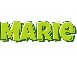 Marie summer logo