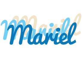 Mariel breeze logo