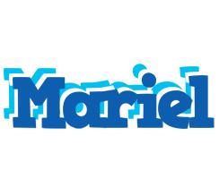 Mariel business logo