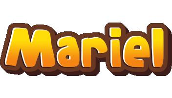Mariel cookies logo