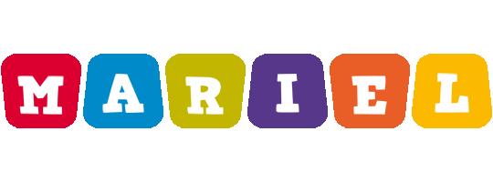 Mariel daycare logo