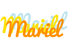 Mariel energy logo