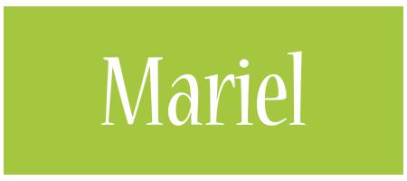 Mariel family logo