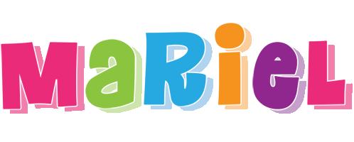 Mariel friday logo