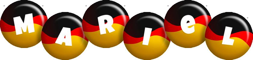 Mariel german logo