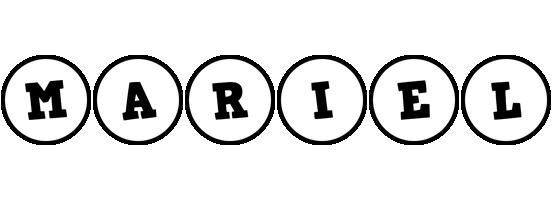 Mariel handy logo
