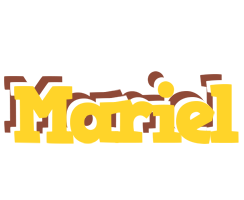 Mariel hotcup logo