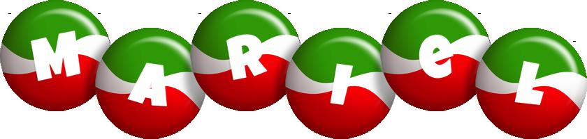 Mariel italy logo