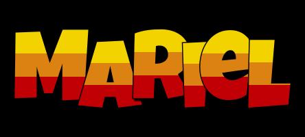 Mariel jungle logo