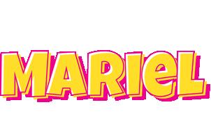 Mariel kaboom logo