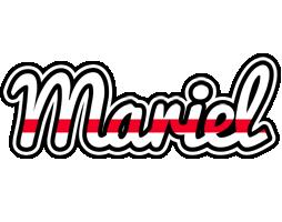 Mariel kingdom logo