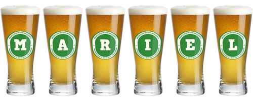 Mariel lager logo
