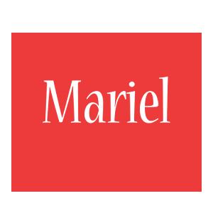 Mariel love logo