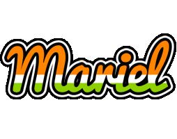 Mariel mumbai logo