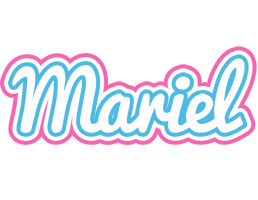 Mariel outdoors logo