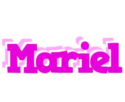 Mariel rumba logo