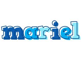 Mariel sailor logo