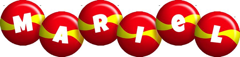 Mariel spain logo
