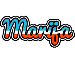 Marija america logo