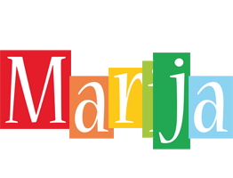 Marija colors logo