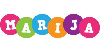 Marija friends logo