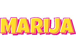 Marija kaboom logo