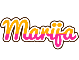 Marija smoothie logo