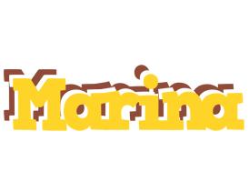 Marina hotcup logo