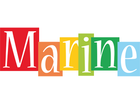 Marine colors logo