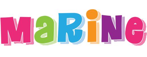 Marine friday logo
