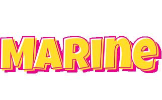 Marine kaboom logo