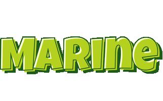 Marine summer logo