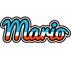 Mario america logo