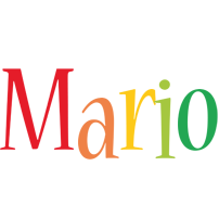 Mario birthday logo