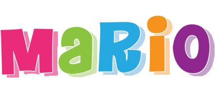 Mario friday logo