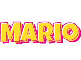 Mario kaboom logo