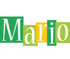 Mario lemonade logo