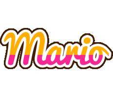 Mario smoothie logo