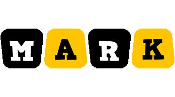 Mark boots logo