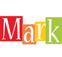 Mark colors logo