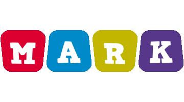 Mark daycare logo