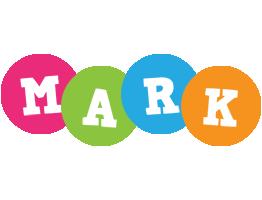 Mark friends logo