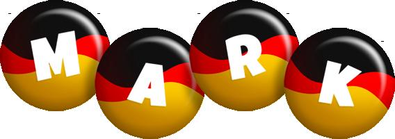 Mark german logo