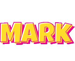 Mark kaboom logo